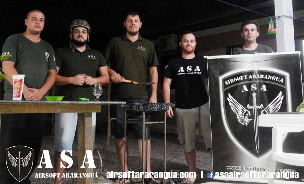 ASA Site e Facebook.